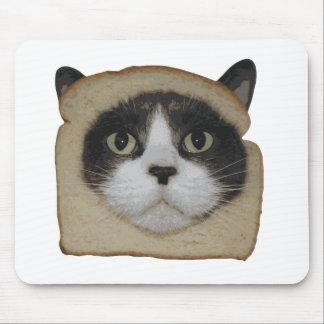 Breaded Inbread Cat Breading Mouse Pad