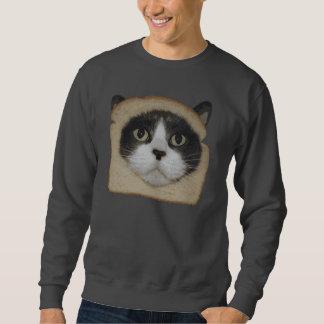 Breaded Inbread Cat Breading Sweatshirt