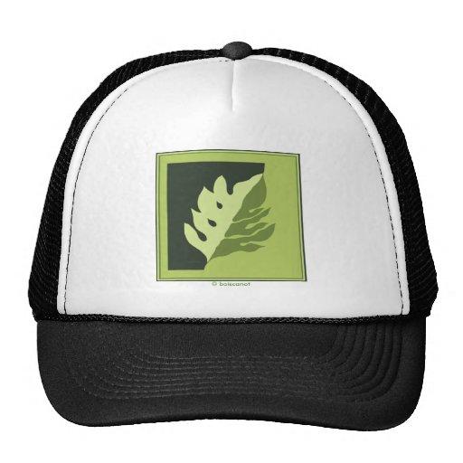 Breadfruit Leaf Trucker Hat