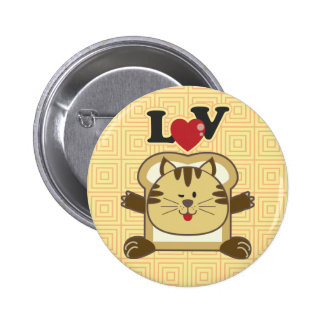 Breading Cat Button