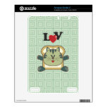 Breading Cat Green Decals For Kindle
