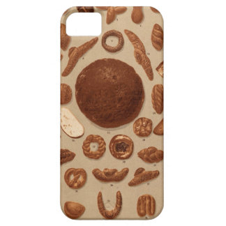 Breads and Pretzels of Prague iPhone SE/5/5s Case