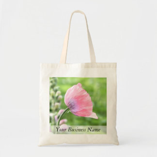 Breadseed Poppy Petals Tote Bag