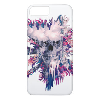 Break Away Skull iPhone 7 Plus Case