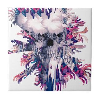 Break Away Skull Tile