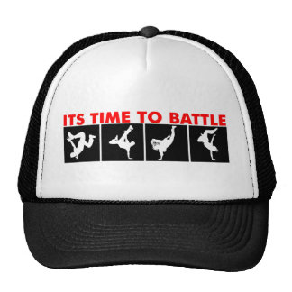 Break Dance Battle Hat