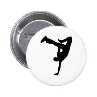 Break dance buttons