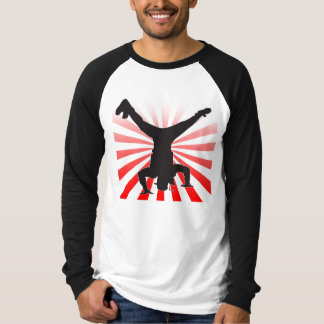 break dance explosion T-Shirt