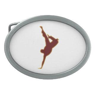 break dance hebillas de cinturon ovales