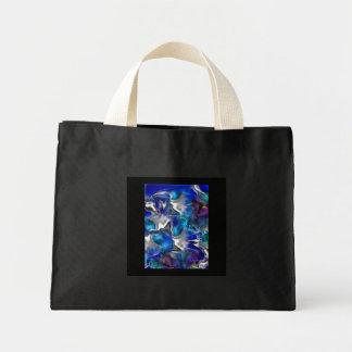 Break Dance Mini Tote Bag