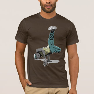 break dance pose 1 dark T-Shirt