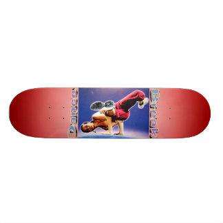 Break Dance Skateboard