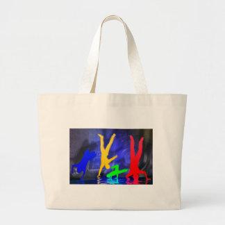 Break dancers bag