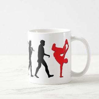 Break Dancing Coffee Mug