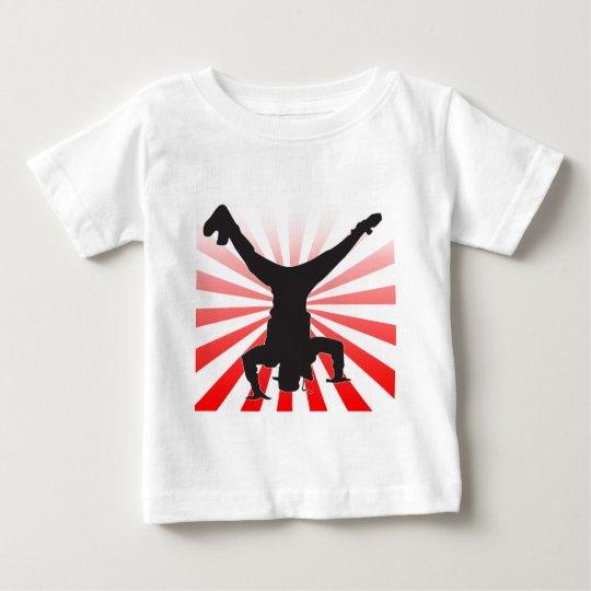 break dancing explosion baby T-Shirt