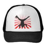 break dancing explosion hat