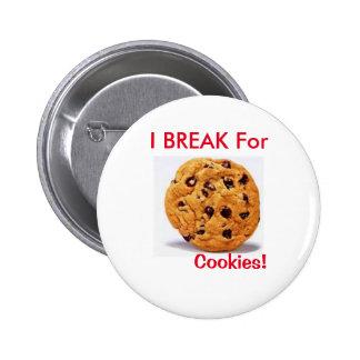Break for Cookies! Button