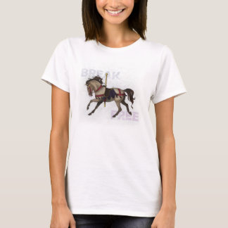 """Break Free"" Carousel Horse Tee"