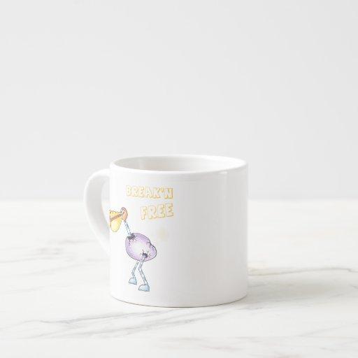 Break Free Espresso Mug