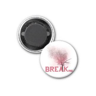 Break Free Refrigerator Magnets