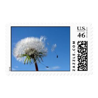 Break free postage stamps