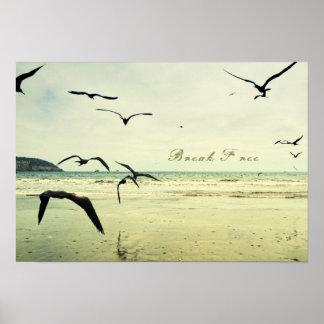 Break Free Poster