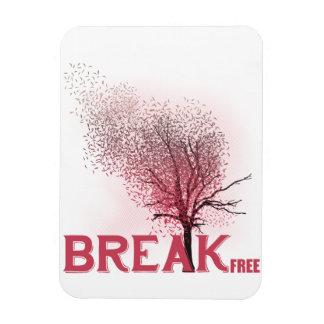 Break Free Rectangular Magnets