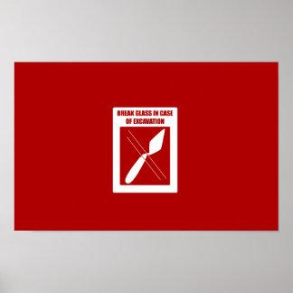 Break Glass! Poster