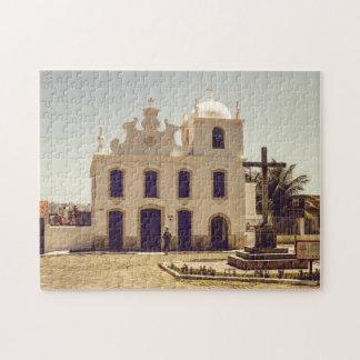 Break-Head: Church Ours Lady of the Conceição Jigsaw Puzzle