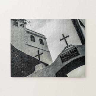Break-head: Portal of the Convent of the Penha Jigsaw Puzzle