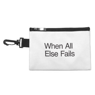 Break in case of emergency.ai accessory bag