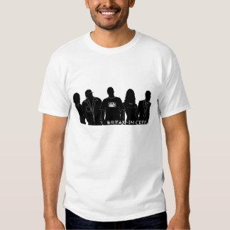 Break-In Records T-Shirt