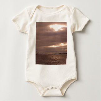 Break in the Clouds, Streams of Light CricketDiane Baby Bodysuit
