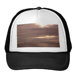 Break in the Clouds Streams of Light CricketDiane Trucker Hat