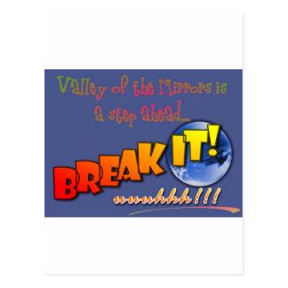 break it1 postcard