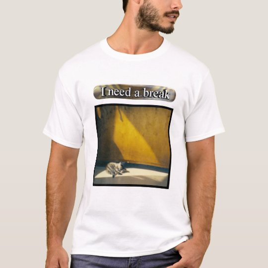 Break Kitty T-Shirt