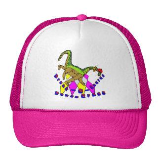 Break-O-Saurus Dance Craze Trucker Hat