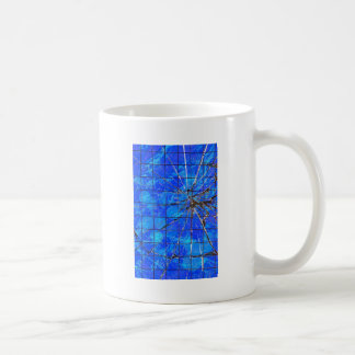Break on Through - Blue Coffee Mug