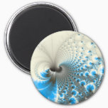 Break on Through - Fractal Art Magnet
