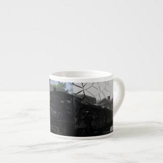 Break On Through Train Espresso Cup
