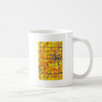 Break on Through - Yellow Coffee Mug