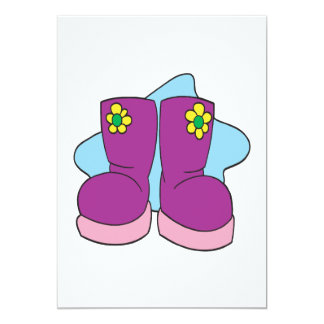 Break Out The Winter Boots Card