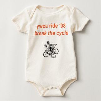 break the cycle baby bodysuit