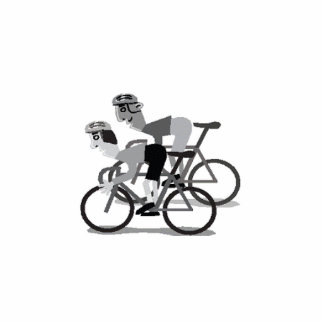 break the cycle figurine cutout