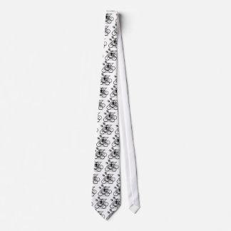 break the cycle necktie