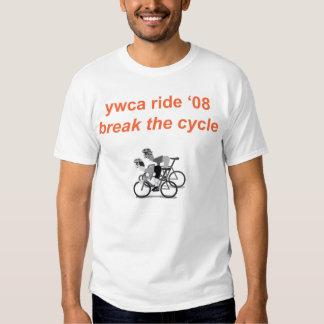 break the cycle tshirt