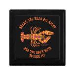 Break the Head Crawfish Gift Box