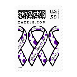 Break the Silence for SURVIVORS! Postage