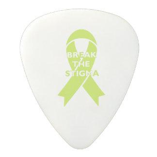 Break the Stigma - .80mm Guitar Pick