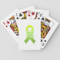 Break the Stigma - Classic Playing Cards